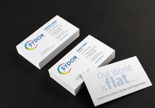 Sydor Logo Design