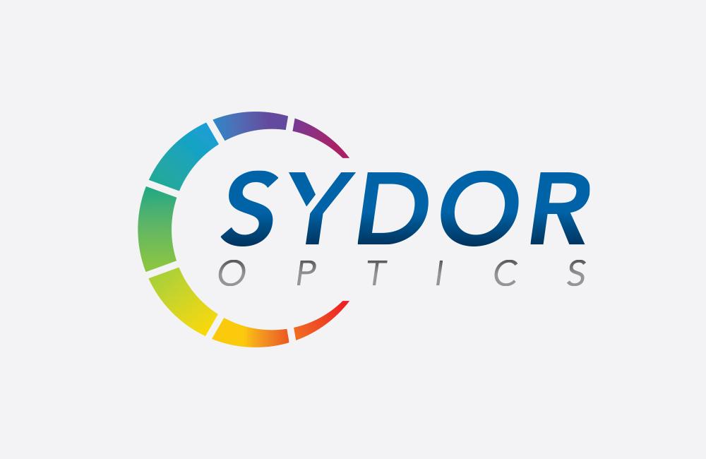 Sydor Optics Logo Design