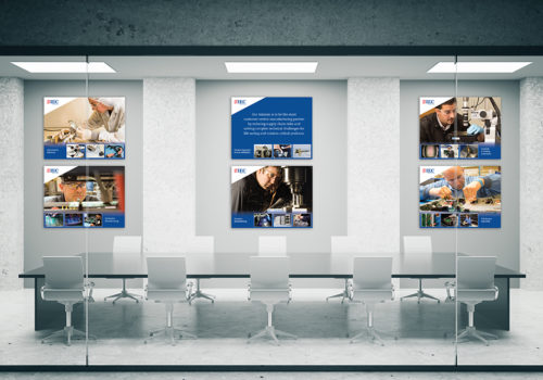 IEC Electronics Conference Room Posters
